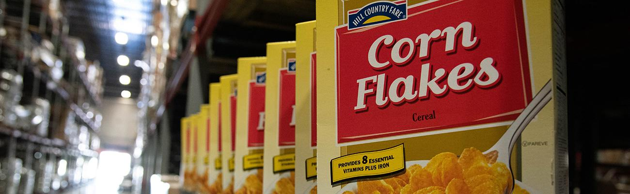 Hill Country Fare Corn Flakes