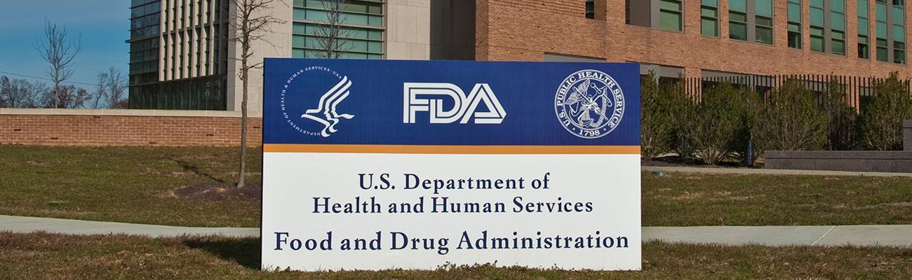 FDA building exterior
