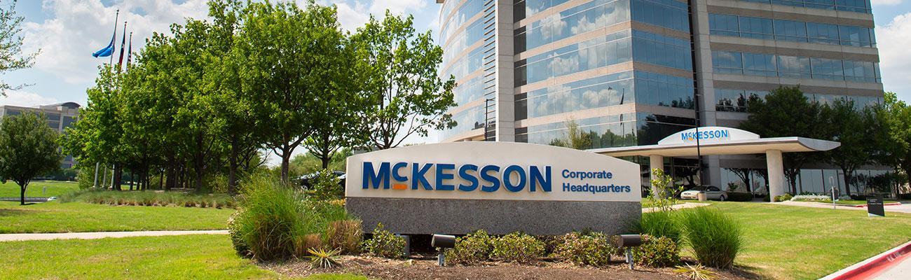 McKesson headquarters.