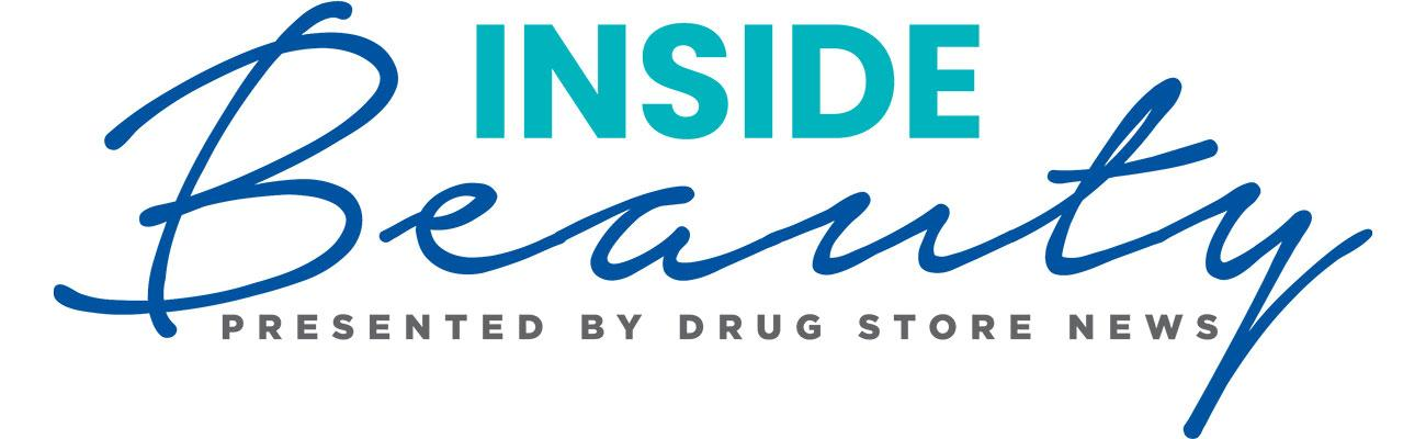 """a logo reading """"Inside Beauty Presented by Drug Store News"""""""