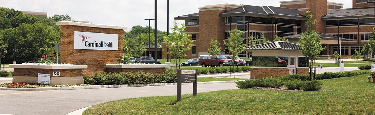 Cardinal Health headquarters.
