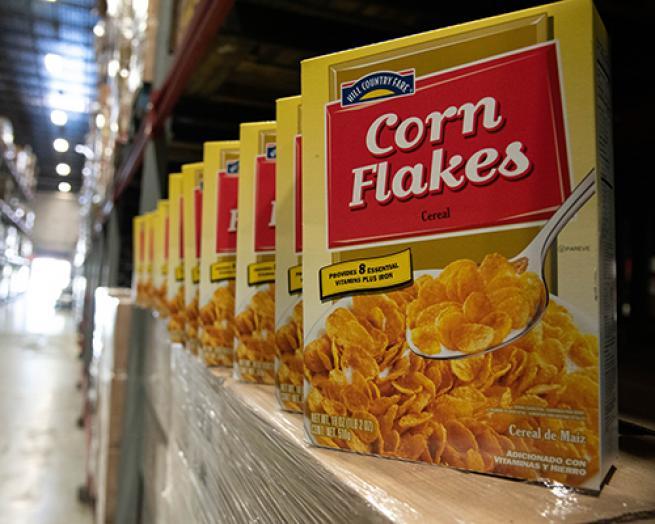 Hill Country Fare Corn Flakes