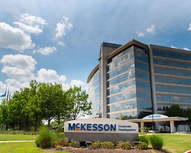 McKesson headquarters.