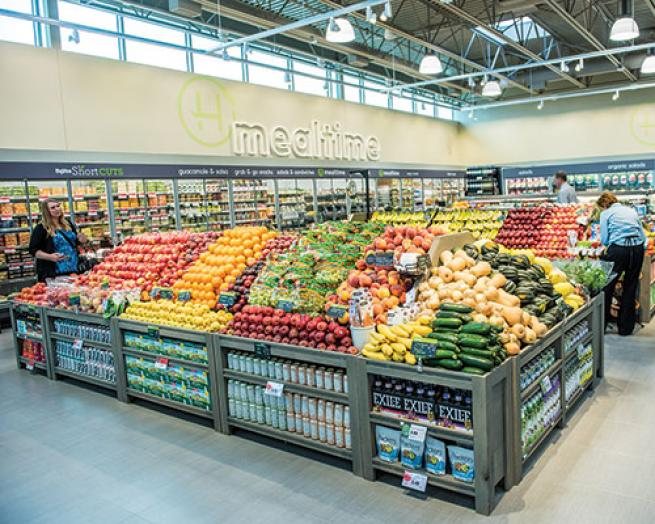 A store filled with lots of fresh produce.