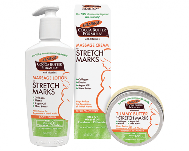 Palmer S Enhances Expands Line Of Stretch Mark Products