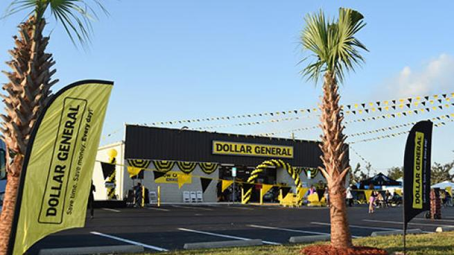 Dollar General Panama City Florida