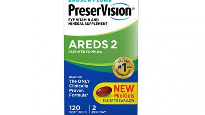 PreserVision AREDS 2 minigels