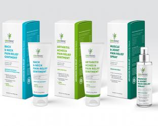 CBD Medic products