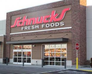 Schnucks storefront.
