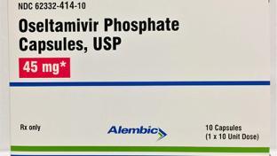 Alembic's generic Tamiflu