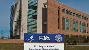 The FDA headquarters.